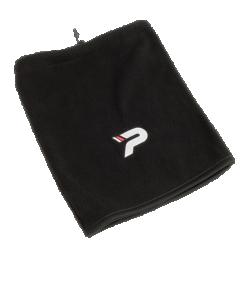 PATRICK NEVADA801 - Cache Cou Noir Homme Femme Enfant Technologie Warmtech Tient Chaud Ajustable Cordon Taille Unique
