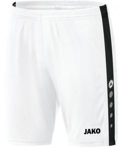 JAKO Striker 4406 - Short de Sport Homme Femme Enfant Bord Elastique avec Cordon Serrage Séchage Rapide Plusieurs Couleurs Tailles Fonctionnel Respirant