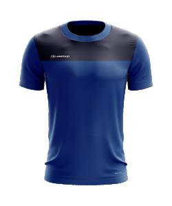 JARTAZI Bari 4090 - Poly T-Shirt Homme Enfants Col Rond et Bords-Côtes Plusieurs Couleurs Tailles Peau Sèche Qualité Optimale pour Échauffement