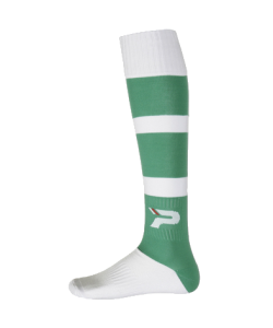 PATRICK DURBAN901 - Chaussettes de Football Rayées Homme Femme Étirement Dynamique Différentes Couleurs Tailles