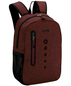 JAKO Champ 1807 - Padded Backpack Men Women Kids Several Colors Multiple Storage Compartments Elegant Look