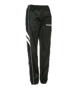 PATRICK VICTORA205 - Pantalon d'Entraînement en Noir Femme Enfant Dame Plusieurs Tailles Idéal pour Activités Sportives Taille Élastique