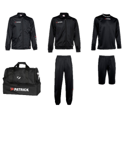 PATRICK STEEL701 - Steel Kit For Men Kids in Black or Navy Best Quality Choice for Practice Sport and Football Several Sizes