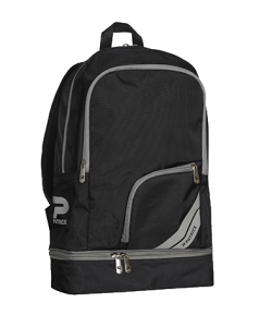 PATRICK PAT001 - Backpack Very Functional Multiple Storage Pockets For Sport or Leisures Colors Black and Navy