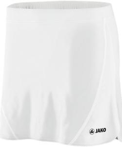 JAKO Comfort 6201 - Jupe Femme Dames Enfants Poches pour Balle Tennis Clés Plusieurs Couleurs Tailles Slip Intégré Bord Élastique