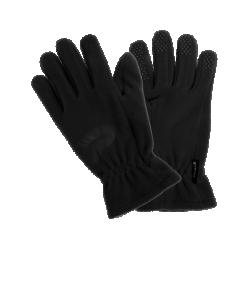 PATRICK NEVADA825 - Gants Molletonnés en Noir Homme Enfant avec Technologie Warmtech Garde la Chaleur des Mains Tailles JR et SR