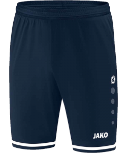 JAKO 4429 Striker 2.0 - Shorts Men Kids Without Integrated Brief Different Colors Sizes Elastic Edge with Drawcord Contrast Band