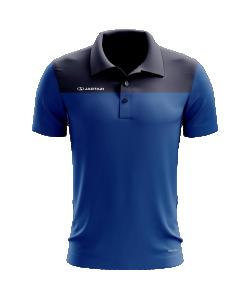 JARTAZI Bari 4091 - Polo T-Shirt Pour Homme Col à Patte Boutonnée Plusieurs Couleurs et Tailles Peau Sèche Haute Performance
