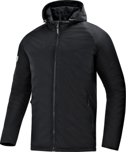 JAKO 7205 - Winter Jacket Men Wind Rain Resistant Several Colors Sizes Zipped Side Pockets Adjustable Hood Straight Fit
