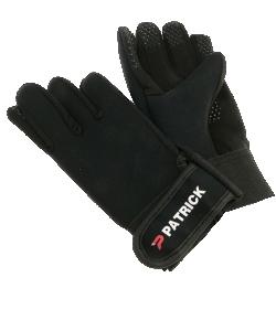 PATRICK MULTI801 - Gants Technique en Noir avec Doublure Polaire Technologie Warmtech pour Garder Chaleur des Mains