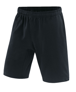 JAKO Team 6233 - Short Jogging Classique Homme Enfants Poches Latérales et Arrière Différentes Couleurs Tailles Bord Élastique avec Cordon de Serrage