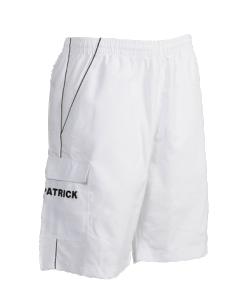 PATRICK ALMERIA201 - Bermuda Blanc Taille Élastique Short Pour Homme Enfant Avec Plusieurs Tailles