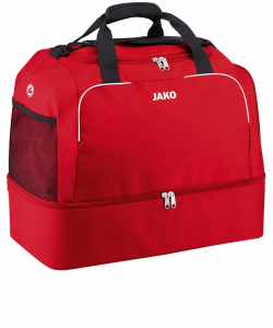 b2f2317ce8a JAKO Classico 2050 - Sports Bag Pouch with Zipper in the Main Compartment  Several Colors Sizes