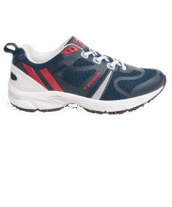 PATRICK SPEED - Chaussures de Sport Junior Bleu Marin ou Noir Femme Enfant Haute Qualité Plusieurs Pointures Idéal Course à Pied