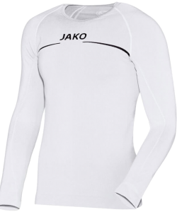 JAKO Comfort 6452 - Jersey Long Sleeves For Mens Kids Team Seamless Finish Several Colors Sizes Keep Fresh Function