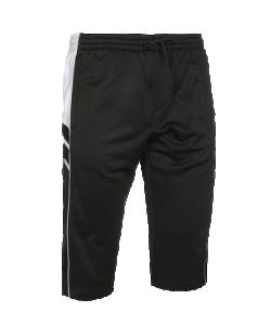 PATRICK IMPACT215 - Pantalon 3/4 d'Entraînement en Noir ou Bleu Marin Homme Enfant Confortable Conservation Chaleur Plusieurs Tailles