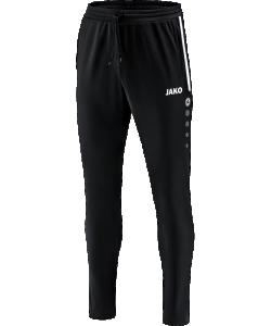 JAKO Prestige 8458  - Pantalon Entraînement Homme Plusieurs Couleurs Tailles Poches Latérales à Fermeture Éclair Bord Élastique à Cordon de Serrage