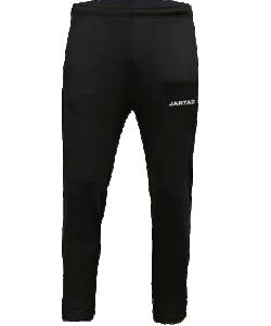 JARTAZI 1098 - Pantalon Poly French Terry Pour Femme Dames Ceinture Élastique avec Cordon Différentes Couleurs Tailles Jambes avec Fentes Poches Latérales Zippées