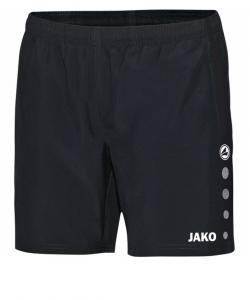 JAKO Champ 6217W - Short Pour Femme Dames Poches Latérales Différentes Couleurs Tailles Ceinture Intérieure Contrastante Cordon de Serrage Bicolore