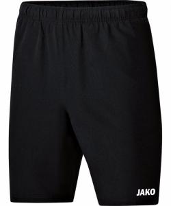 JAKO Classico 6250 - Short Homme Enfants Poches Latérales Bord Élastique avec Cordon Serrage Plusieurs Couleurs Tailles Haute Performance