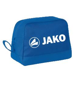 JAKO 1689 - Trousse de Toilette Poche Intérieure en Mesh Plusieurs Couleurs Lanière Pour Porter ou Accrocher Compartiment Principal Spacieux