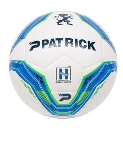PATRICK BULLET801 - Ballon Hybride Entraînement Match Hi-Tech PU Absorption Minimale avec Pluie Idéal pour Terrains Artificiels Plusieurs Couleurs Tailles