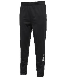 PATRICK SPROX209 - Pantalon d'Entraînement en Noir ou Bleu Marin Homme Enfant Taille Élastiquée Différentes Tailles