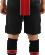 JAKO Bayer 04 Leverkusen BA4418H - Short Domicile 2018-2019 Homme Enfants Plusieurs Tailles Couleur Noir Keep Dry