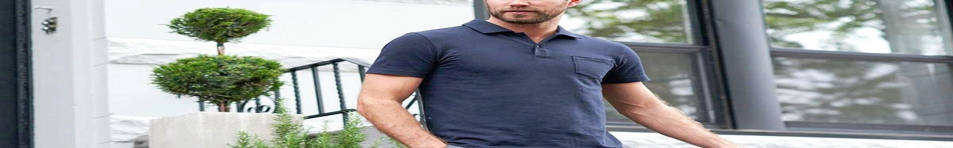 ExtraOffre Sport Banner Mens Clothing Polo Shirts Category