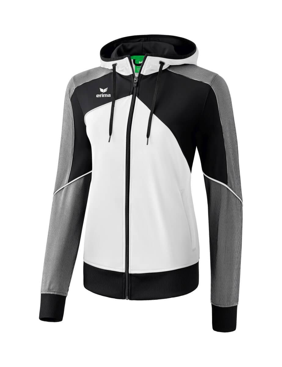 Erima Premium One Femmes équipe Sport Haut Entraînement Polo-shirt NOUVEAU