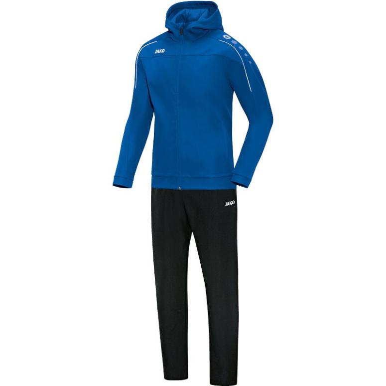 Jako Pantalon de pr/ésentation pour Classico et de Loisirs Pantalon de Jogging Longue