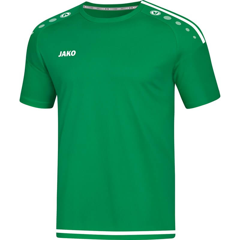 Details about  /Jako Sports Football Soccer Training Kids Long Sleeve Jersey Shirt Crew Neck